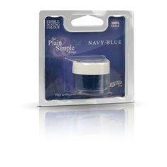 Χρώμα σε Σκόνη - Βαθύ Μπλέ - (Navy Blue)