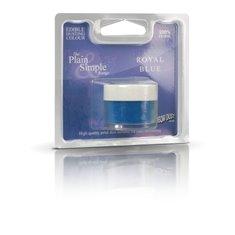 Χρώμα σε Σκόνη - Έντονο Μπλέ - (Royal Blue)
