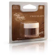 Χρώμα σε Σκόνη - Καφέ Σοκολατί Σκούρο (Chocolate)