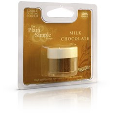 Plain and Simple  Brown - Milk Chocolate