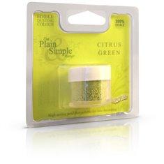 Χρώμα σε Σκόνη - Πράσινο του Κίτρου - (Citrus Green)