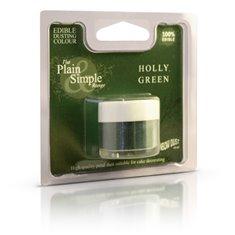 Χρώμα σε Σκόνη - Πράσινο των Χριστουγέννων - (Holly Green)