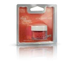 Χρώμα σε Σκόνη - Ρόζ της Φράουλας - (Strawberry)