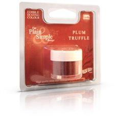 Plain and Simple  Purple - Plum Truffle