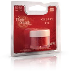 Plain and Simple  Red - Cherry Pie