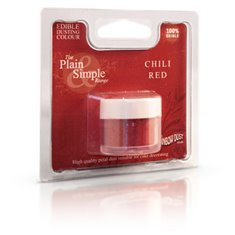 Plain and Simple  Red - Chilli Red