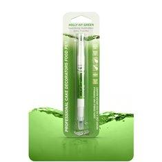 Διπλός Μαρκαδόρος Τροφίμων -  Πράσινο των Χριστουγέννων - (Food Pen Holly - Ivy Green)