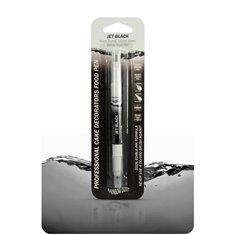 Διπλός Μαρκαδόρος Τροφίμων - Μαύρο - (Food Pen Jet Black)