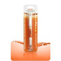 Διπλός Μαρκαδόρος Τροφίμων - Πορτοκαλί - (Food Pen Orange)