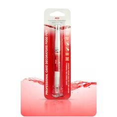 Διπλός Μαρκαδόρος Τροφίμων - Κόκκινο - (Food Pen Red)