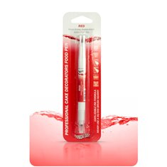 Food Pen Red