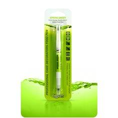 Διπλός Μαρκαδόρος Τροφίμων - Πράσινο της Άνοιξης - (Food Pen Spring Green)