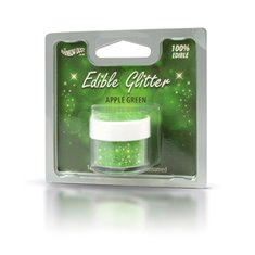 Edible Glitter Apple Green
