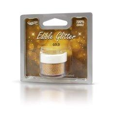 Βρώσιμο Γκλίτερ - Χρυσό - (Glitter Gold)