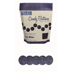 PME Candy Buttons - Dark Blue (12oz)