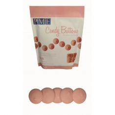 PME Candy Buttons - Pink (12oz)