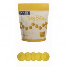 PME Candy Buttons - Κίτρινο (12oz.-340,2γρ.)