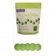 PME Candy Buttons - Ανοιχτό Πράσινο (12oz.-340,2γρ.)