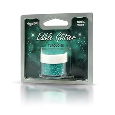 Edible Glitter Turquoise