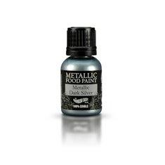 Ασημί Σκούρο Μεταλλικό - (Metallic Dark Silver)