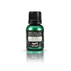 Πράσινο Μεταλλικό των Χριστουγέννων - (Metallic Holly Green)