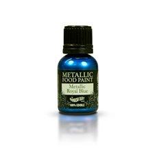 Μπλέ έντονο Μεταλλικό - (Metallic Royal Blue)