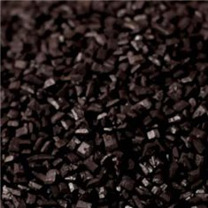 Sprinkles-Sparkling Sugar Crystals-Black