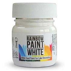 Rainbow Paint White 25ml