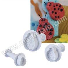 Martellato Ladybug Plunger Cutter