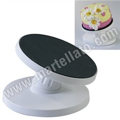 Tilting Cake Stand D.32cm H. 9,5cm