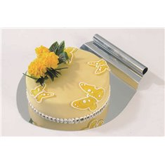 Inox Cake shovel 28cm.
