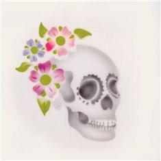 Lateral Skull Stencil 2 Pcs