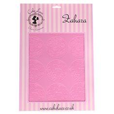 Cake Lace - Καλούπι Σιλικόνης - 'Ζαχάρα' 38x26εκ.