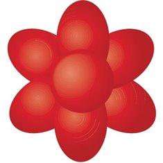 Χρώμα Πάστας Sugarflair  - Έξτρα Κόκκινο - 42γρ.