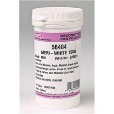 Σκόνη για Μαρέγκακαι Γλάσο 100γρ (Meri White)