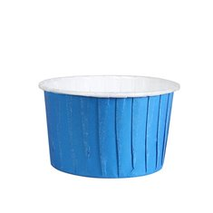 Primary Blue Baking Cups 58mm. - 24pcs.