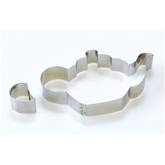 Culpitt Tea Pot Cutter