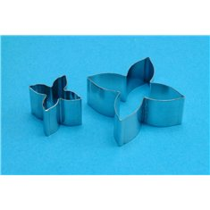 Daphne Flower Petal Cutters Set/2