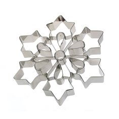 Ateco Large Snowflake Cookie Cutter