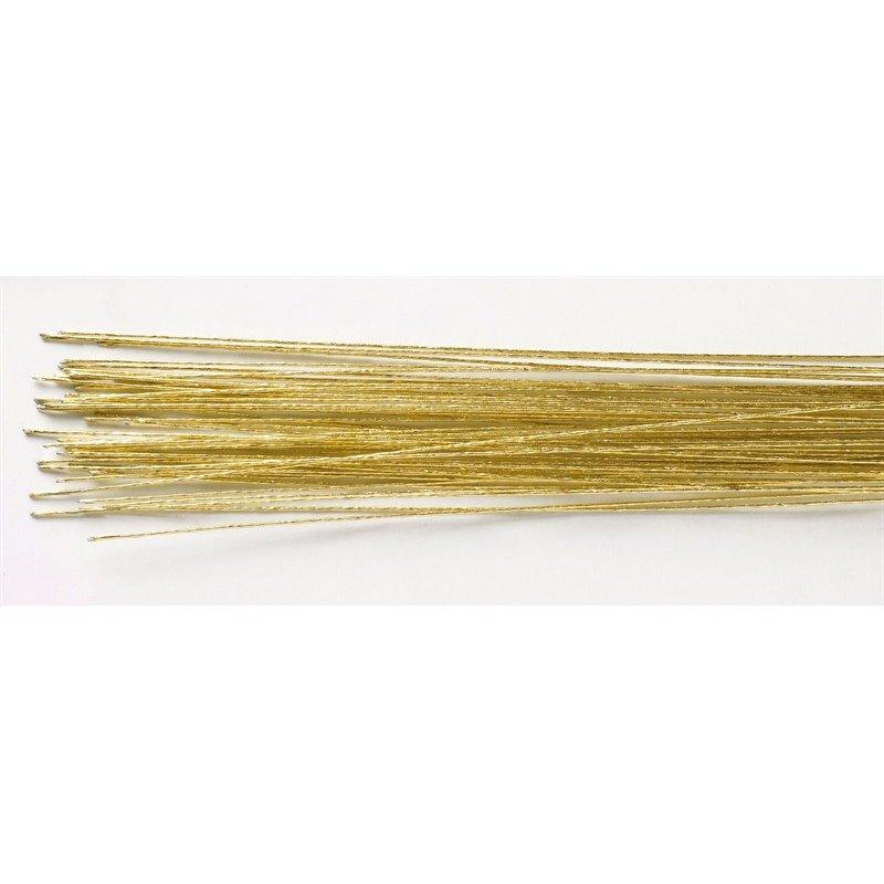 Colour Florist Wire No.24 - 36cm