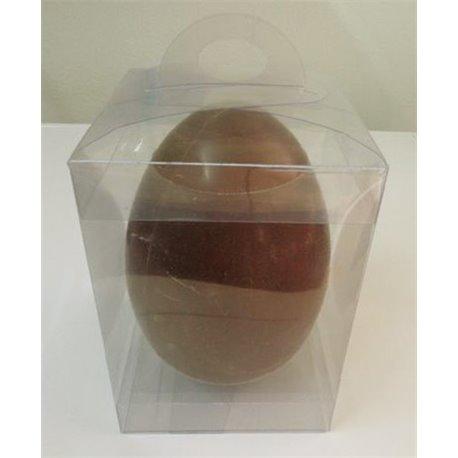 PE Clear Plastic Box - Oblong 13xY18 - κατ/λο για Αυγό Πασχαλινό 240γρ.