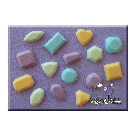 Alphabet Moulds - Καλούπι - Πολύτιμες Πέτρες 4939aae3be8