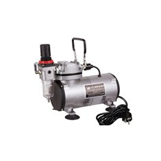 Piston Compressor for Airbrushing max.4 bar