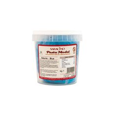 Blue Modeling Paste By Saracino 1Kg