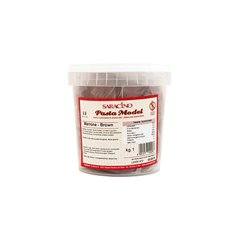 Brown Modeling Paste By Saracino 1Kg