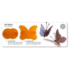Butterflies - Set of 2