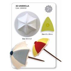 Κουπάτ και Φόρμα για 3D Ομπρέλα Σετ 2 τεμ. της PME