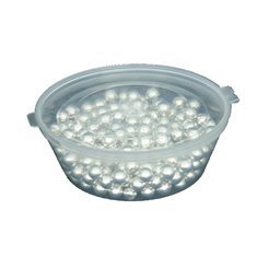 Real Silver Pearls 8mm. 1kg