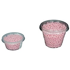 Pink Pearlized - 5mm Pearls 80 gr.