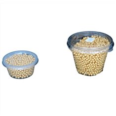 Gold Metallic - 5mm Pearls 80 gr.